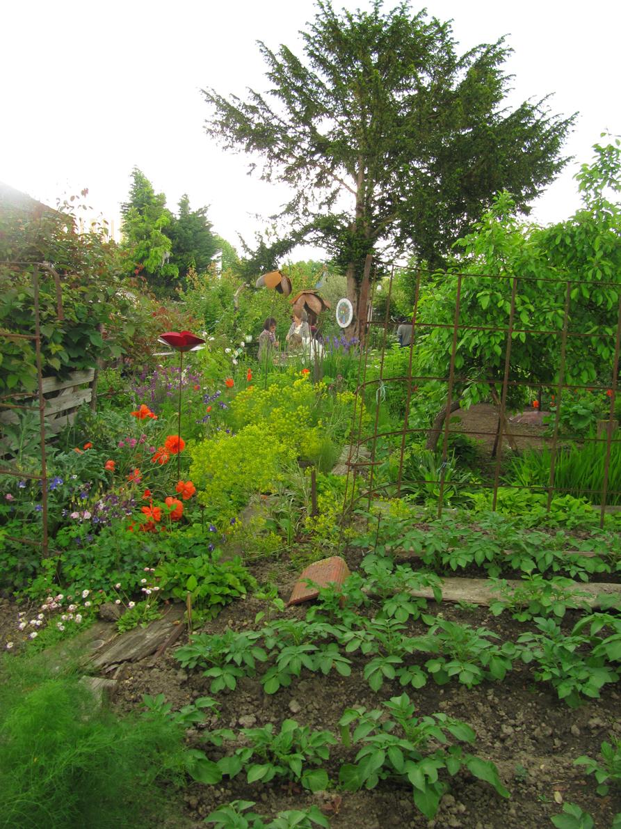 Paradis express rendez vous aux jardins le jardin de for Le jardin aux epilobes
