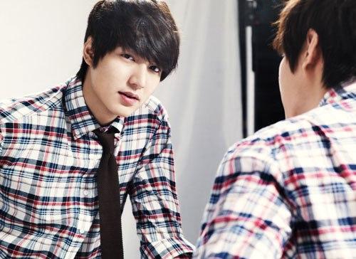Foto Lee Min Ho terbaik