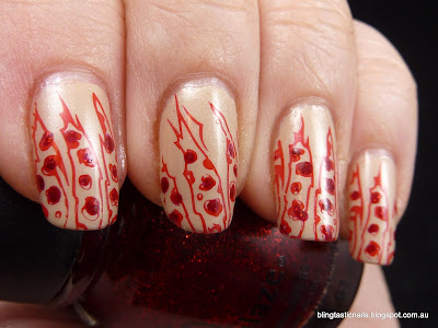 A Nightmare on Elm Street nails