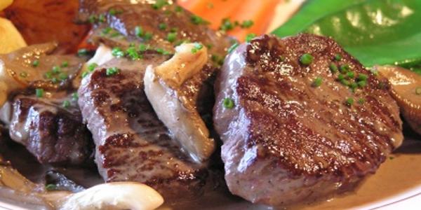 Carne Asada a la Pimienta