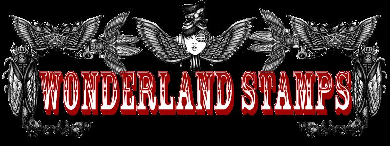 Wonderland Stamps