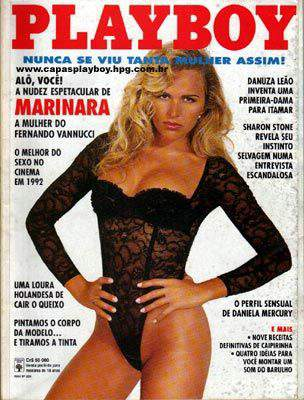 Marinara Costa - Playboy 1992