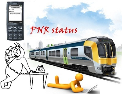 Methods to Check PNR status