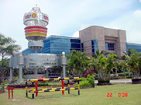 Brunei Post Office Panaga Seria