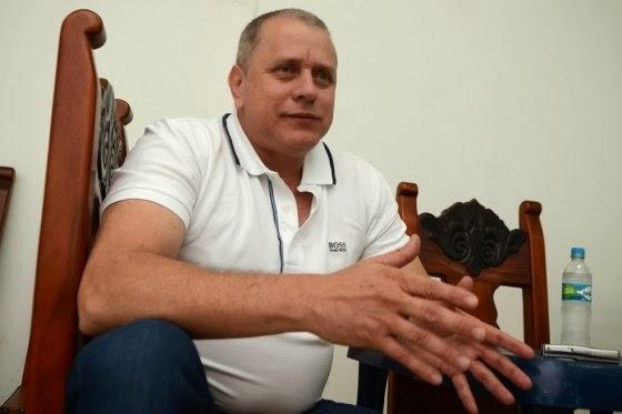 Entrevista de Rodrigo Pérez Alzate concedida al periódico El Espectador