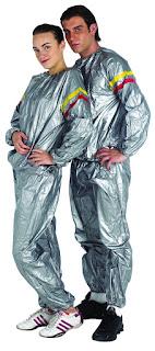 Sauna Suit, Untuk Mempercepaat Pembakaran Lemak di Tubuh