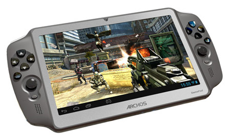 Archos GamePad Review and Gaming Performance