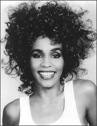 Hairstyle & Haircut: Whitney Houston Young Hairstyle