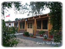 Fundo San Rafael Peña Blanca