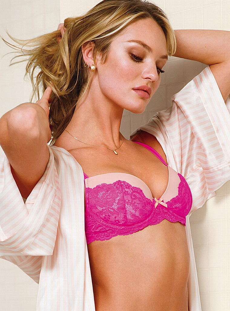 Candice Swanepoel – Victoria's Secret Lingerie Collection