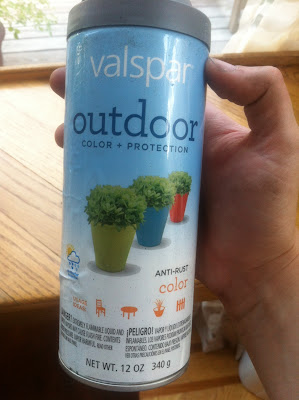 Valspar outdoor color + protection