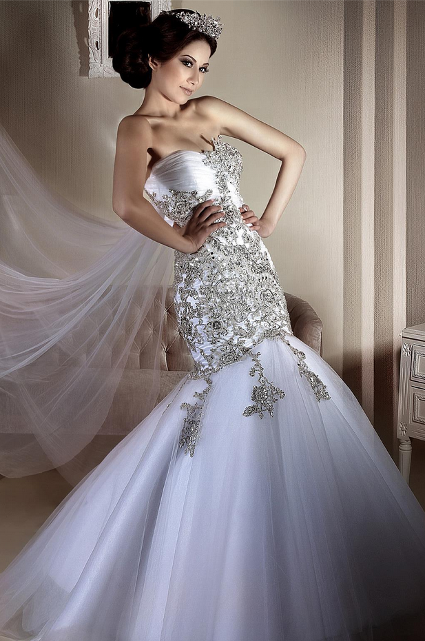 ... : Fatma Bouchiba Couture , Robes de mariée , Robes de mariée 2012