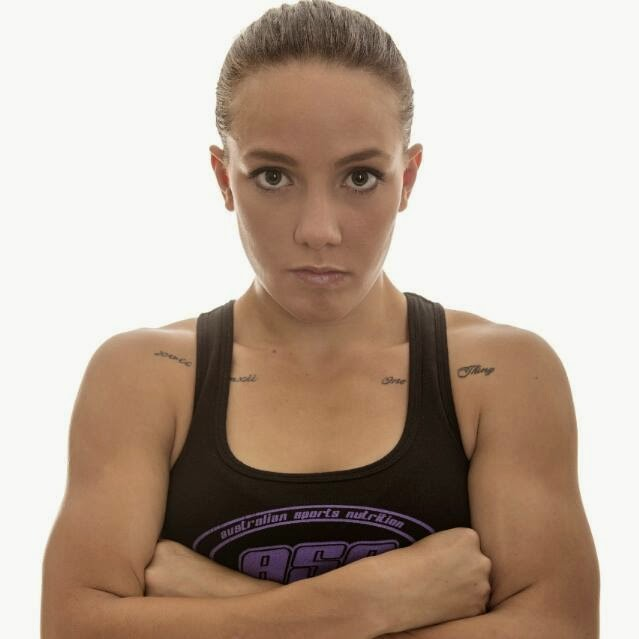Close and Personal with WMMA Jessy Rose