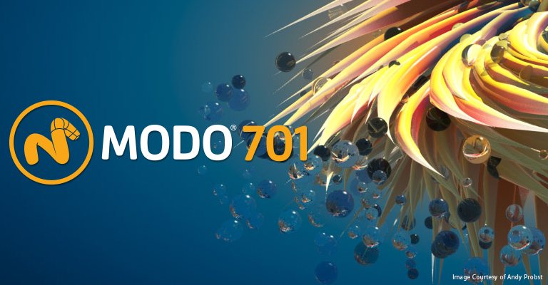Luxology MODO 701