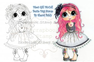 You Can purchase the digi stamp of me here.