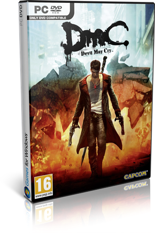 DmC+Devil+May+Cry+PC+Cover DmC Devil May Cry [2013][Español][DVD9][5 Hosts]