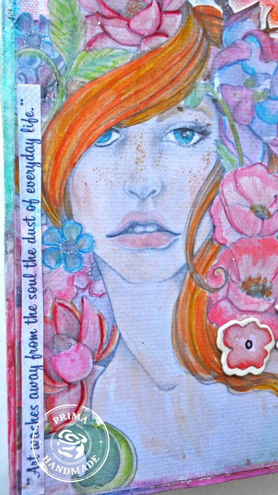 flowers art washes - photo #32