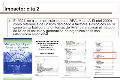 Publicación referenciada como referencia de interés en libro (1de2) - Christian A. Estay-Nicuclar (c)