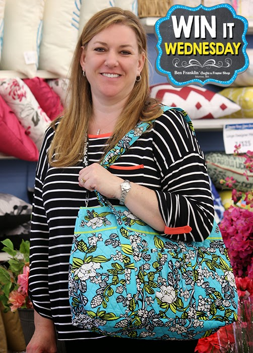 Win it Wednesday Facebook Prize: Tote Bag