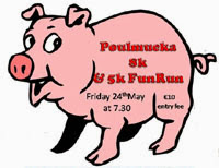 Poulmucka 8 km road race nr Clonmel, S.Tipp. Fri 24th May...