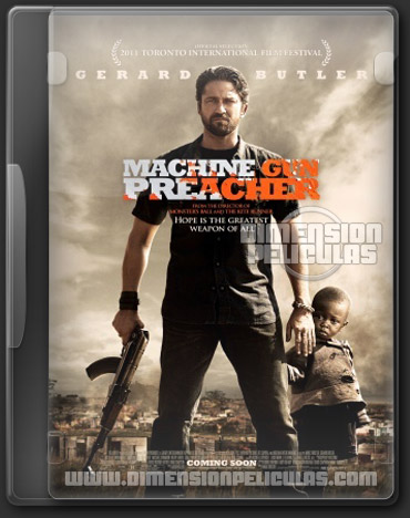 Machine Gun Preacher (BRRip Español Latino) (2011)