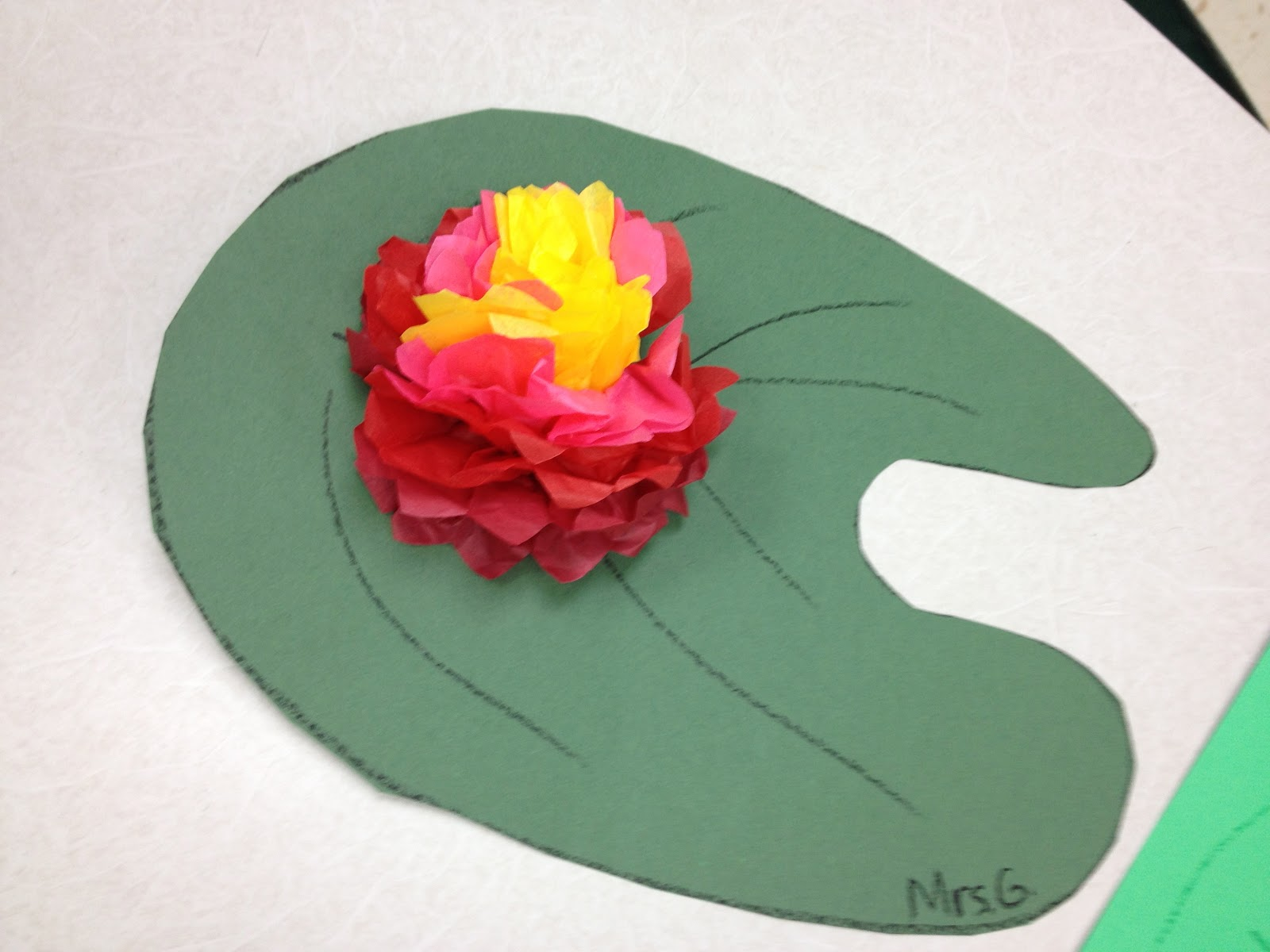 Japanese Paper Water Flowers Images Flower Decoration Ideas