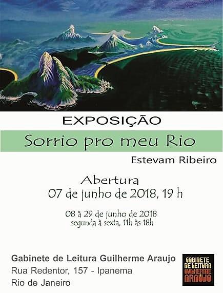 De 8 a 29 de junho: Rio de Janeiro