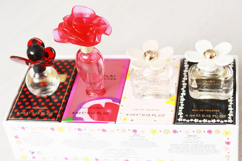 Fragrances Mini Giftset