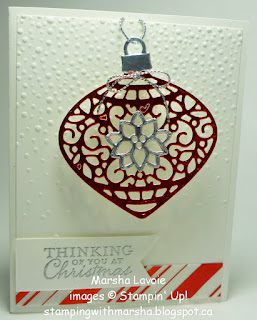 softly falling embossing folder