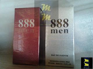 perfume 888 men 100ml