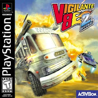 Vigilante 8 - 2nd Offense PS1