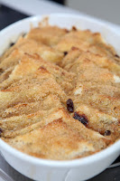 Earl Grey Tea Bread and Butter Pudding