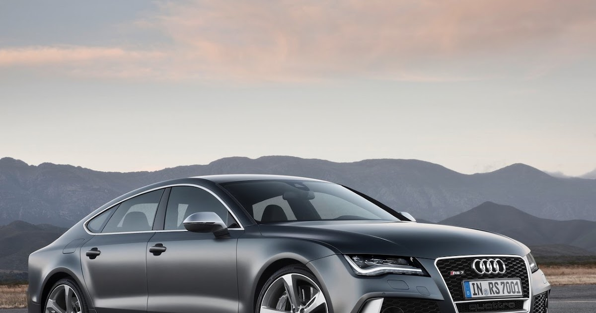All Cars New Zealand 2013 Audi Rs7 Sportback