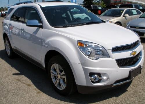 Bradu0027s Auto Reviews: 2012 Chevrolet Equinox