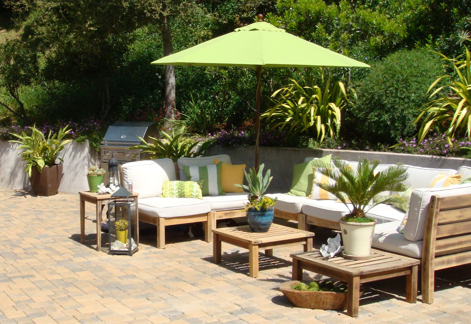 Outdoor Spaces Unique Tips For Great Outdoor Spaces  Visual Jill Design Inspiration