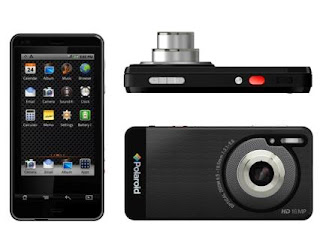 Gadget Terbaru kamera Polaroid SC1630 Kamera Pintar Berbasis Android Gingerbread