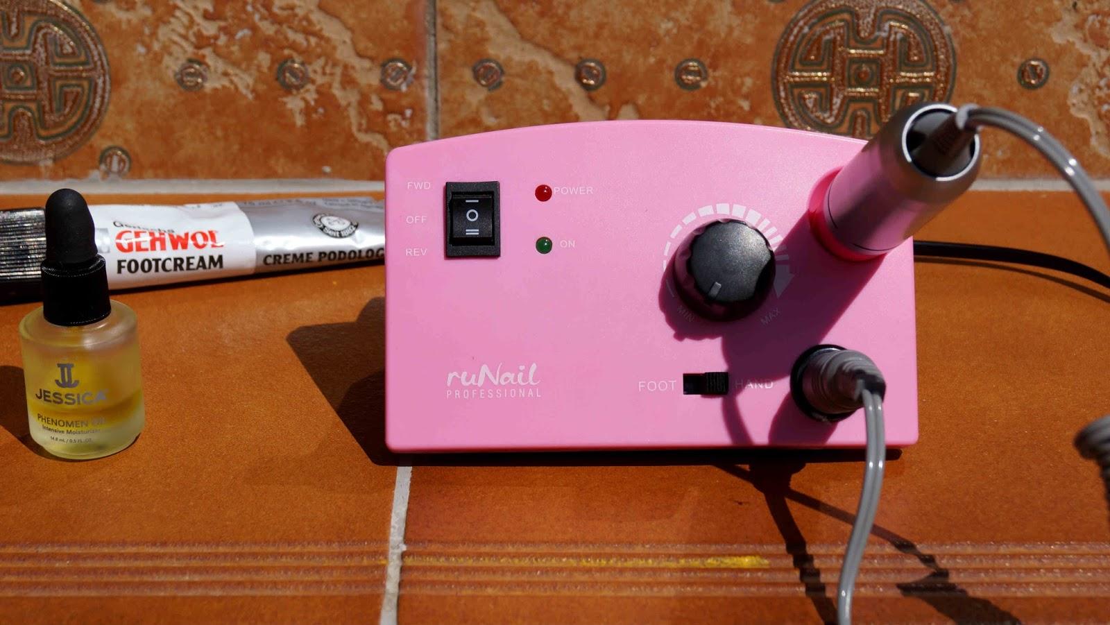 Аппарат для маникюра и педикюра runail рм-25000 отзывы