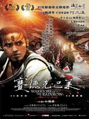 Hào Khí Chiến Binh 1 Vietsub - Warriors of the Rainbow: Seediq Bale Part 1 (2011) Vietsub