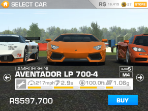 Download Real Racing 3 Untuk iPhone, iPad, iPod Touch