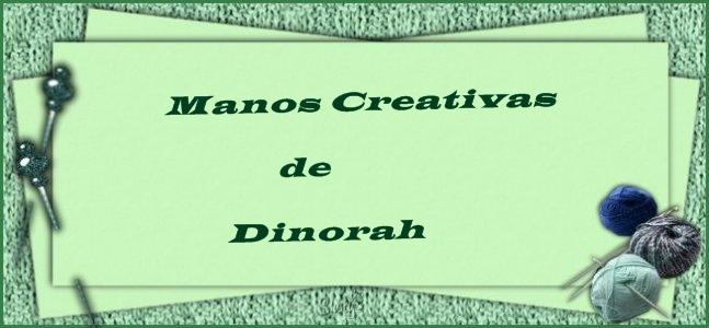 Manos creativas de Dinorah