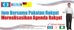 JOM BERSAMA PAKATAN RAKYAT