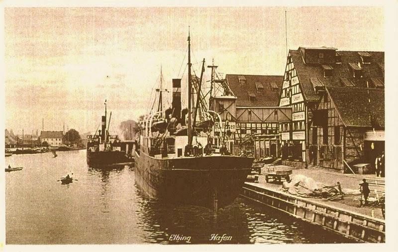 O Starym Mieście Elblągu słów kilka Rośliny stosowane w   -> Kuchnia Elektryczna Hanseatic