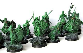 władca pierścieni armia umarłych
