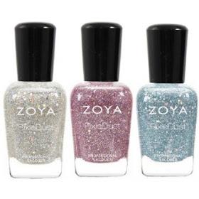 Zoya Pixie dusts.