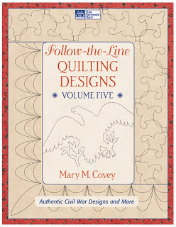 Follow The Line Quilting Designs Mary Covey : Chatterbox Quilts Chitchat: Book Review - Civil War Legacies and Follow the Lines Quilting ...