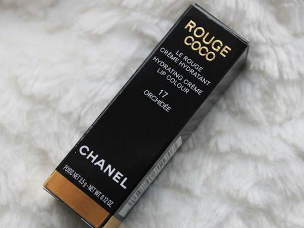 Chanel Rouge Coco Hydrating Crème Lip Colour - 17 Orchidée