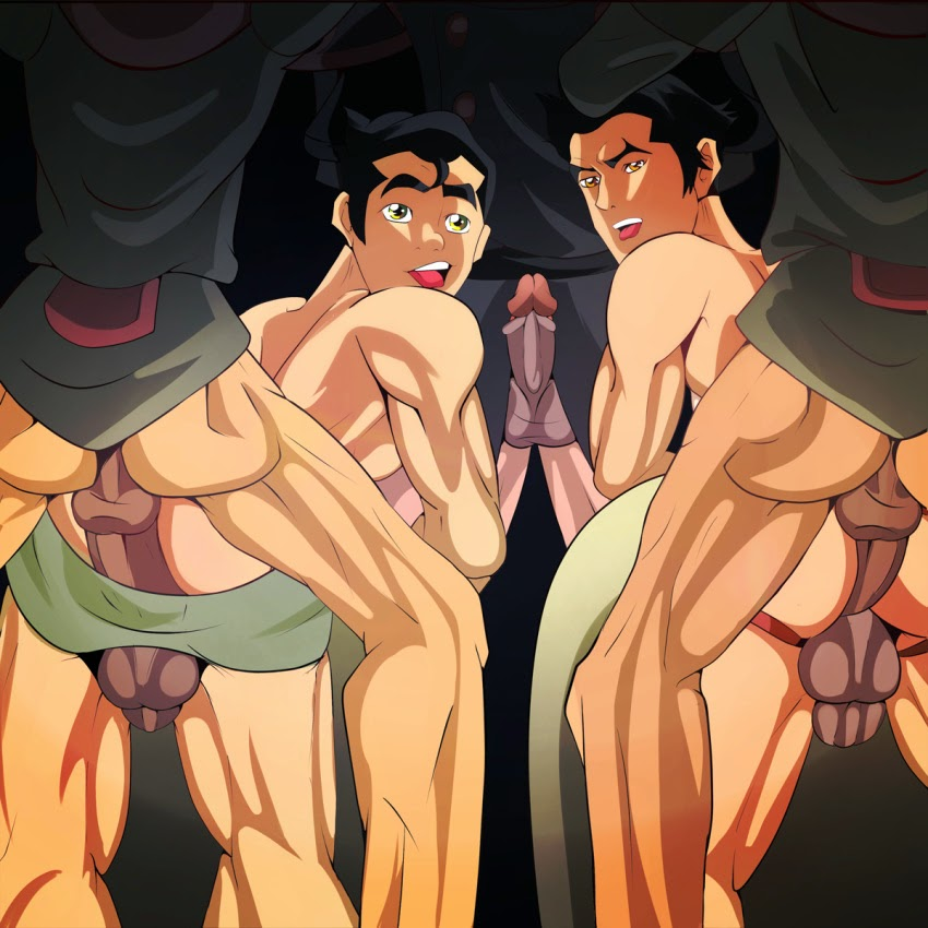 from Jayceon avatar gay role sex