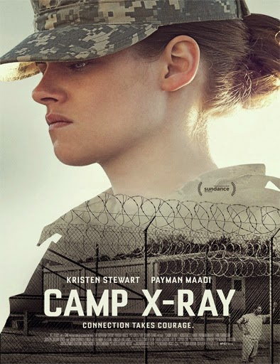 Ver Camp X-Ray (2014) Online