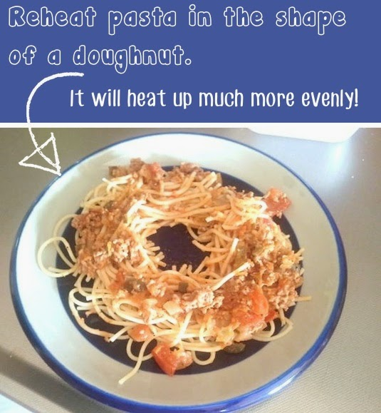 Best Way To Reheat Pasta