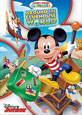 mickey Download – A Casa do Mickey Mouse da Disney Volta ao Mundo – AVI Dual Audio e RMVB Dublado (2014)